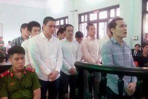 Nhóm thanh niên chém chết người lãnh án 109 năm tù