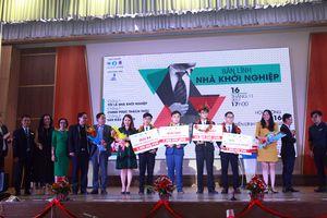 Dự án khởi nghiệp vì cộng đồng giành chiến thắng tại Chung kết Start Up Zone 2017
