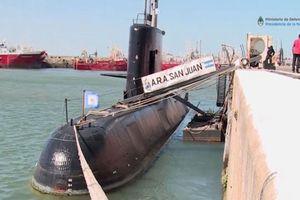 NASA giúp đỡ Argentina tìm kiếm tàu ngầm ARA San Juan mất tích