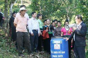Sơn La: Phát động chương trình sử dụng thuốc BVTV trách nhiệm, an toàn và hiệu quả