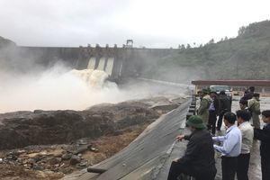 Các hồ chứa tại Thừa Thiên - Huế xả điều tiết nước để đón lũ mới