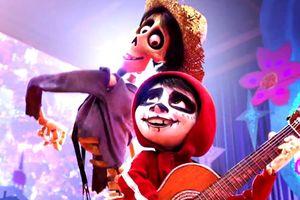 Nguồn cảm hứng Mexico trong bom tấn hoạt hình 'Coco' của Pixar