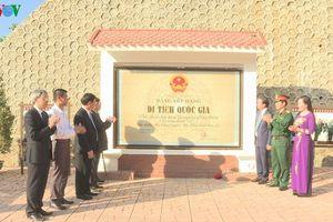 Công nhận di tích Quốc gia Địa điểm lưu niệm Trung đoàn Tây Tiến