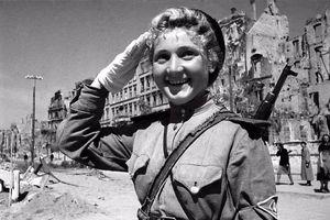 Ảnh ít người biết về cuộc Chiến tranh Vệ quốc của Liên Xô