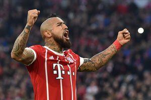 Bayern thắng trận thứ 8 liên tiếp dưới thời HLV Jupp Heynckes