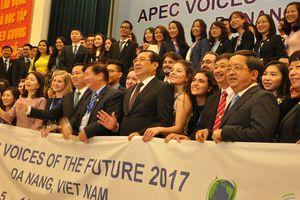 Thanh niên chính là động lực cho tương lai mỗi nền kinh tế APEC