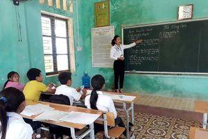 Cô giáo 'nhà thơ' 17 năm gắn bó với học trò vùng cao