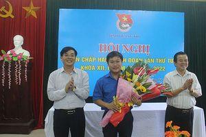 Anh Nguyễn Khánh Vũ được bầu làm Bí thư Tỉnh Đoàn Quảng Trị