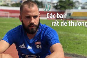 Ngày nhà giáo: HLV Pháp kể chuyện dạy bóng đá ở Việt Nam