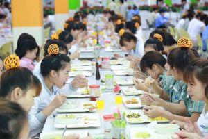 Samsung điện tử Việt Nam: Đồng hành với công đoàn chăm lo cho CNLĐ