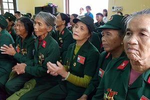 Kỷ niệm 50 năm ngày thành lập Đại đội nữ pháo binh Ngư Thủy