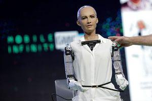 Sophia, 'công dân' robot đầu tiên trên thế giới