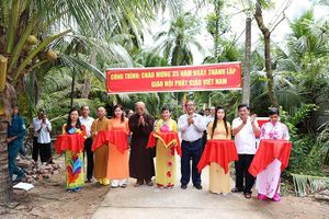 Phật giáo TP. HCM đi đầu trong hoạt động nhân đạo, từ thiện