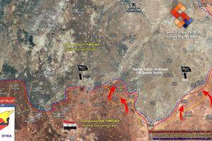 Quân đội Syria ồ ạt tấn công phiến quân ở Hama, chiếm thêm 2 cứ địa