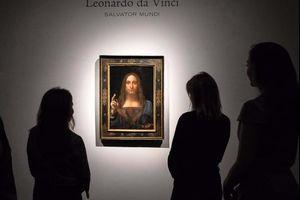 Bức tranh 450 triệu USD và 19 phút rung chuyển thế giới mỹ thuật