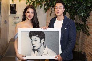 Những hình ảnh bảnh bao của nam tài tử So Ji Sub khi tới Việt Nam