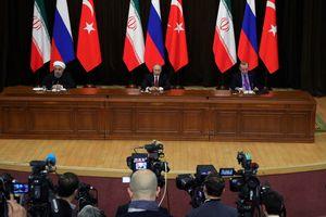 Thấy gì từ kết quả cuộc gặp Nga-Iran-Thổ Nhĩ Kỳ về Syria?