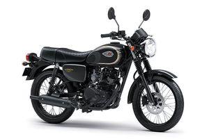 Kawasaki W175 ra mắt tại Indonesia với mức giá 50 triệu đồng