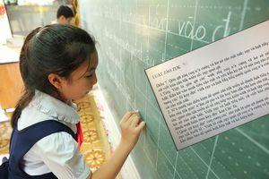 Có cần thay đổi cách viết tiếng Việt?