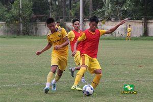 Trực tiếp VCK U21 Quốc gia 2017:U21 An Giang vs U21 SLNA
