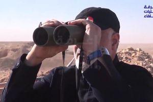 Tướng Iran chỉ huy tác chiến ở tuyến lửa Deir Ezzor, Syria (video)