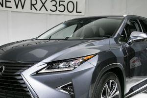 Lexus giới thiệu bộ đôi RX L và LX570 thế hệ mới