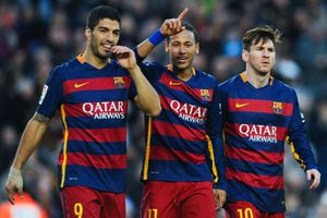 'Tam tấu' Messi, Suarez, Neymar - Gia đình là chốn bình yên