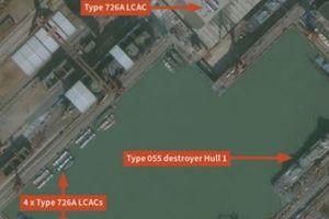 Trung Quốc sản xuất hàng loạt tàu đổ bộ đệm khí cỡ lớn nhằm mục đích gì?