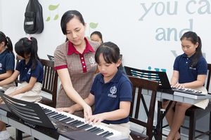 NHG hợp tác với LCM và Việt Thương triển khai chương trình đào tạo âm nhạc theo tiêu chuẩn quốc tế