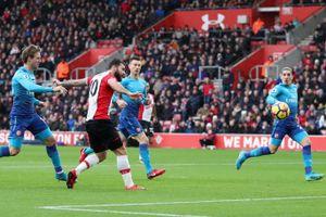 Xem trực tiếp Southampton vs Arsenal vòng 16 Ngoại Hạng Anh 2017