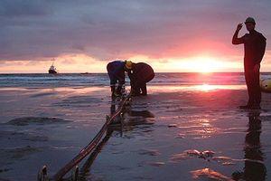 Thời gian khắc phục xong sự cố trên 2 tuyến cáp biển SMW-3, AAG tiếp tục bị lùi