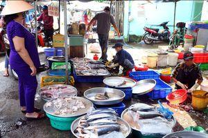 Đáng ngại thực phẩm tươi sống ở chợ
