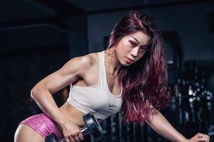 Từ cô gái 37 kg đến vận động viên thể hình chuyên nghiệp