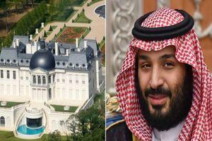 Thái tử Ả Rập Saudi mua căn biệt thự đắt nhất thế giới
