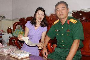 Chuyện tình của cựu lính đảo qua những lá thư tay