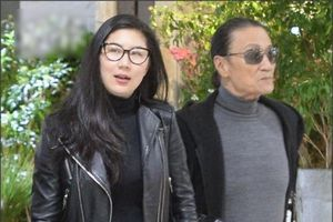 Sao Hồng Kông Tạ Hiền chia tay bạn gái kém 49 tuổi