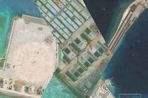 Trung Quốc ngang nhiên thừa nhận xây dựng vì mục đích quân sự ở Biển Đông