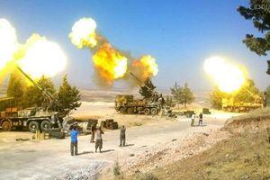 Quân đội Syria mở chiến dịch lớn nhất năm 2017 ở Đông Damascus