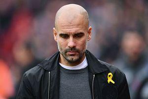 Crystal Palace 0-0 Man City: Đội của Guardiola thoát thua ở phút 90+2