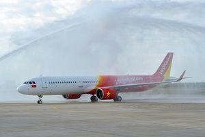 'Mổ' máy bay hiện đại nhất Đông Nam Á Vietjet Air vừa tậu