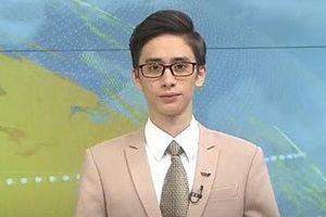 MC ngoại quốc trên VTV gây chú ý vì quá điển trai