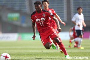Tiền đạo mà Lê Công Vinh sẽ thuê chỉ được thi đấu 120 phút ở giải J1. League