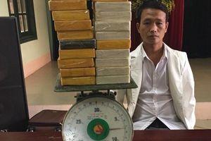 Quảng Ninh: Bắt giữ đối tượng vận chuyển 20 bánh heroin đi tiêu thụ