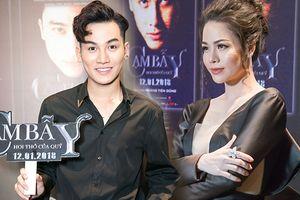 Ali Hoàng Dương diện 'cây hàng hiệu' dự họp báo phim của Nhật Kim Anh