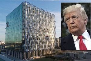 Tổng thống Trump hủy thăm Anh vì không thích tòa nhà đại sứ quán Mỹ