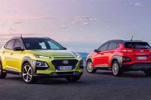 Hyundai Kona 2018 sắp về Việt Nam có gì hot?