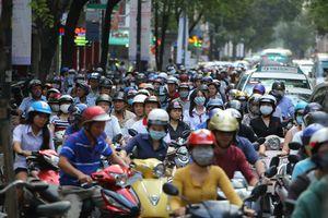 TP. HCM: Cấm xe lưu thông trên đường Lê Duẩn, Nguyễn Du ngày 26/1