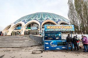 Chợ đầu mối ở Uzbekistan có gì đặc biệt?