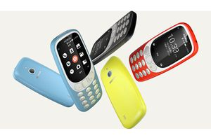 Nokia 3310 4G lặng lẽ ra mắt tại Trung Quốc