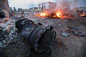 Phi công Nga bị bắn hạ ở Syria chiến đấu đến phút chót